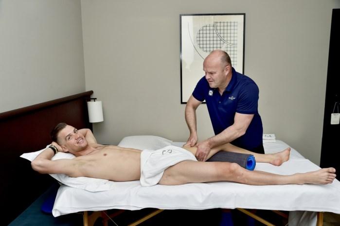 """Stybar op de massagetafel voor Parijs-Roubaix: """"Elke winter denk ik: dit wordt mijn jaar. En dan gebeurt het niet"""""""