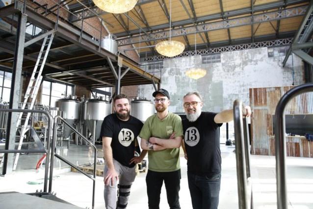 Welkom bij DOK Brewing Company, de nieuwste stadsbrouwerij van Gent