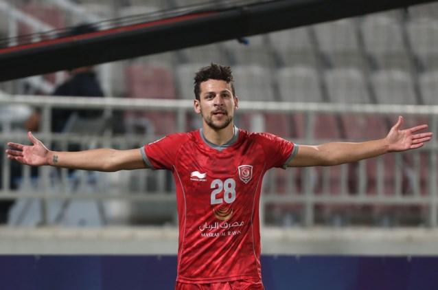 Slecht nieuws voor tegenstander Rode Duivels: Tunesische spits moet WK missen door blessure