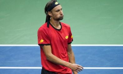 Amerikaan Harrison vervolledigt pandoering en klopt Bemelmans in slotduel van Davis Cup-ontmoeting