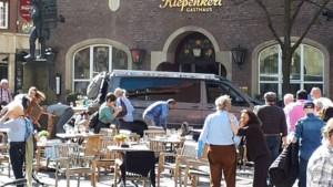 Meerdere doden bij aanslag met bestelwagen in Münster, dader pleegt zelfmoord