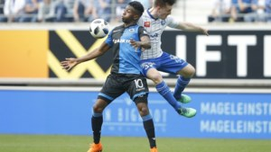 Club Brugge heeft een spitsenprobleem