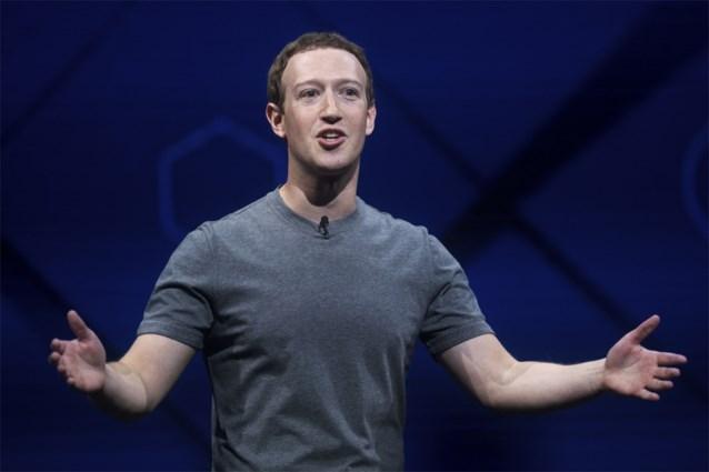 Facebook-topman Zuckerberg dinsdag en woensdag in Amerikaans congres