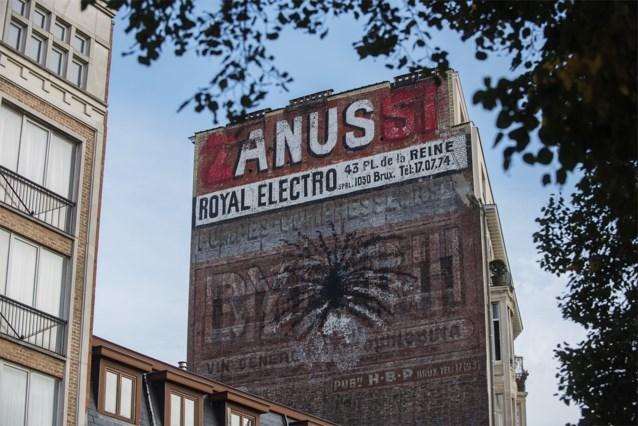 Uw huis wordt beklad met graffiti en u laat die niet gratis verwijderen? Dan krijgt u 500 euro boete
