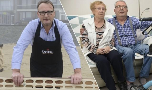 """Cafébaas weigert mindervalide longpatiënt (76) op terras te bedienen: """"De wereld is hun butler niet"""""""