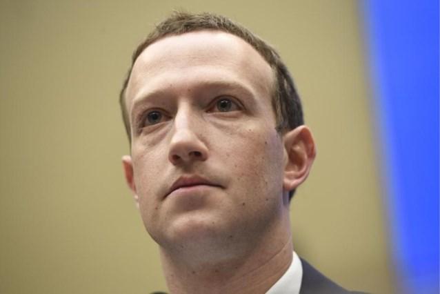 Ook de gegevens van Mark Zuckerberg gelekt