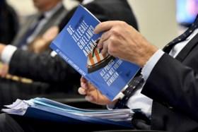 Voor twee zinnen sleept burgemeester Termont Ghelamco-auteur voor rechter