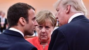 """Macron heeft """"bewijs dat Assad achter gifgasaanval zat, militaire actie volgt"""", Trump krabbelt terug"""