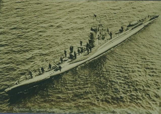 Wrak van zeldzame U-boot gevonden in Deense Noordzee