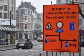 """Plan voor Antwerps circulatieplan naar Gents voorbeeld stuit op kritiek: """"Geen oplossing, maar stap terug naar verleden"""""""
