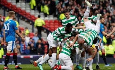 Celtic zet aartsrivaal Rangers vlot opzij en plaatst zich voor Schotse bekerfinale