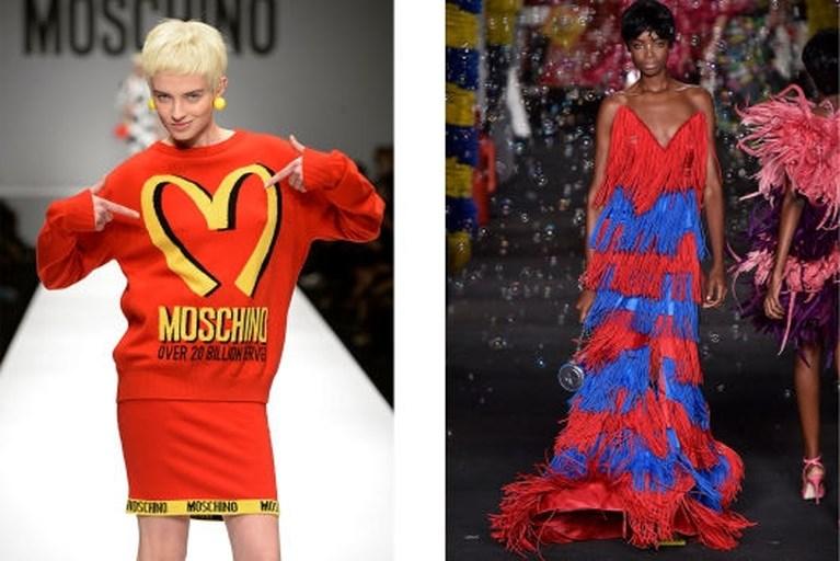 H&M kondigt designersamenwerking met Moschino aan
