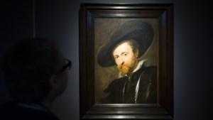 Beroemd zelfportret van Rubens is gerestaureerd en hangt weer in Antwerpen