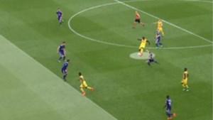 """Spelers Club Brugge gefrustreerd door ingreep videoref. """"Alsof je FIFA speelt. Daar beslist een computer ook alles"""""""