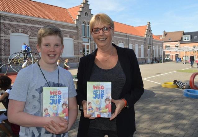 Juf schrijft boek over lieve leerling met ADHD