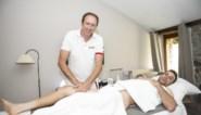 """Op de massagetafel bij Nibali: """"Van Avermaet? Natuurlijk wil ik hem graag bij ons in de ploeg"""""""