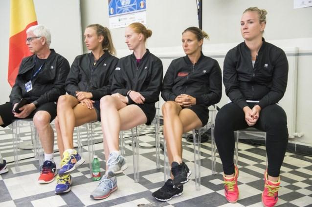 Elise Mertens opent Fed Cup-duel tegen Italië, daarna is het aan Van Uytvanck