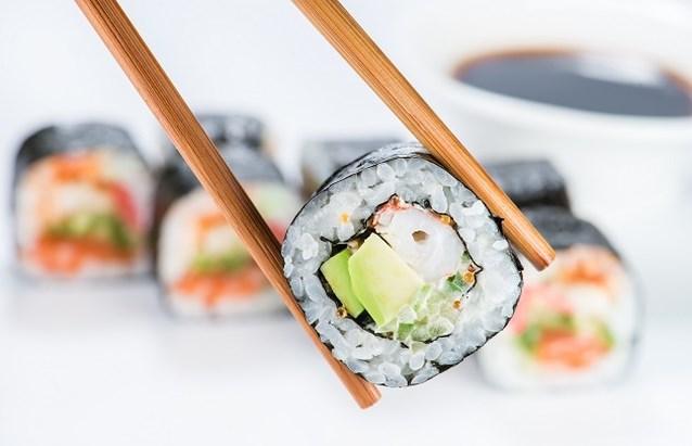 Zo eet je sushi en kom je toch niet bij