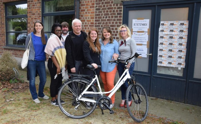 Fietsfabriek helpt jongeren aan (veilige) fiets