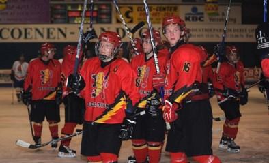 Belgische ijshockeyploeg krijgt pak voor de broek van Australië in tweede WK-westrijd