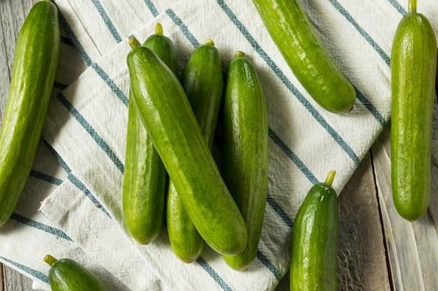 Zo haal je een pak meer smaak uit een komkommer