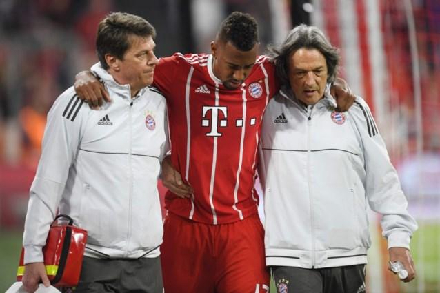 Duitse verdediger onzeker voor het WK door spierblessure