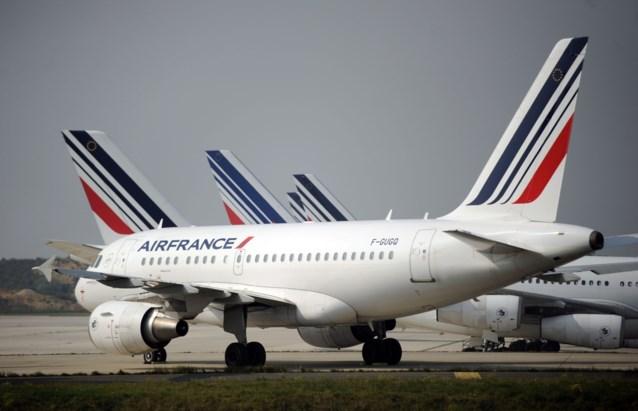 Stakingen kosten Air France al bijna 300 miljoen