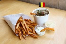 Vlaamse frietjes veroveren de wereld: zelfs in Salt Lake City genieten ze van een typische frituur