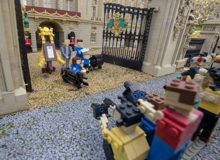 Legoland laat iedereen genaamd Louis gratis binnen om Royal Baby te vieren