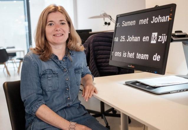Vlaamse mag iPhone promoten bij blinden en slechtzienden