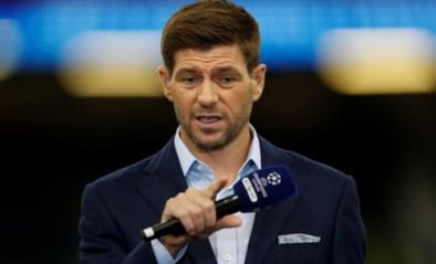 Steven Gerrard wordt nieuwe coach van Schotse traditieclub