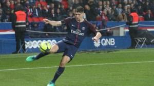 """Invaller Meunier op korrel genomen door Parijse fans: """"Over respect valt niet te onderhandelen"""""""