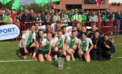 Voorwaarts wint Beker van België korfbal na verlengingen