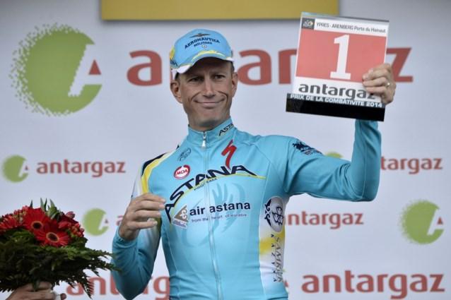 Nieuwe bekentenis: Nederlandse oud-renner Lieuwe Westra geeft dopinggebruik toe