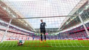 Wolfsburg-Belgen bewaren ondanks verlies kansen op behoud