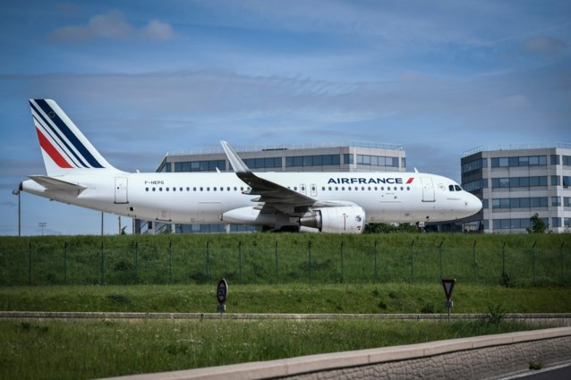 """Crisis bij Air France: """"Toekomst staat op het spel"""""""