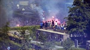 Uitbundige verwelkoming van spelersbus Club Brugge krijgt nog staartje voor supporters