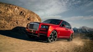 Nieuwe Rolls Royce werd getest in België en wel om deze (gênante) reden