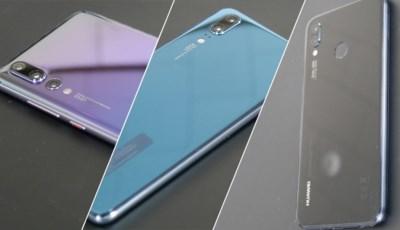 Huawei P20 Pro, P20 en P20 Lite: waaraan boet je in door de goedkopere versie te kopen?