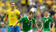 Voormalig Antwerp-speler houdt het na meer dan honderd interlands voor bekeken bij Ierland
