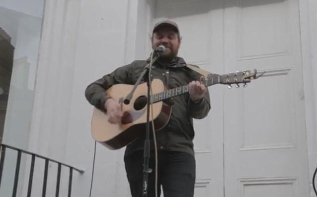 Frightened Rabbit-frontman Scott Hutchison vermist