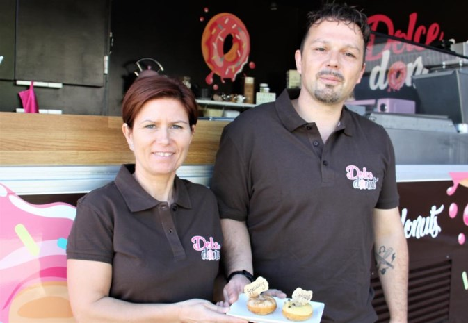"Wiezenaars bakken donuts in foodtruck: ""Primeur in ons land"""