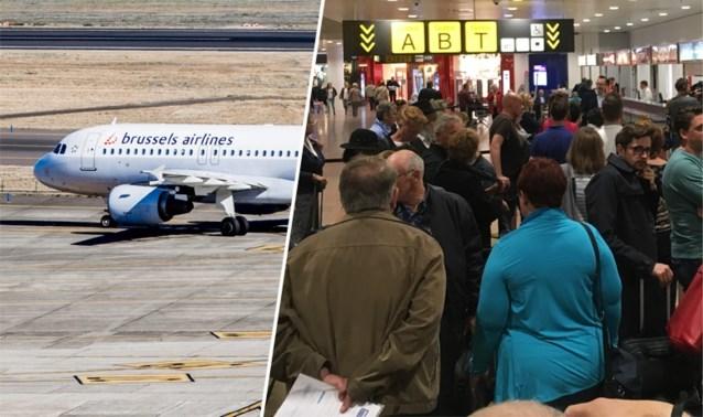 63.000 gestrande passagiers en 400 geschrapte vluchten: ramp van bijna 10 miljoen voor Brussels Airlines