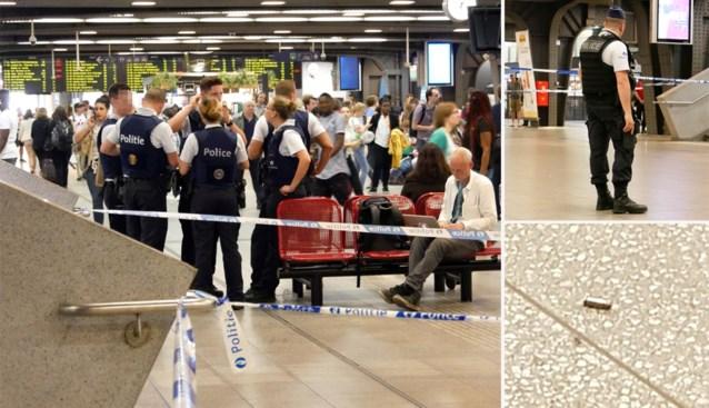 Paniek in station Brussel-Zuid na schot: verdachte geïdentificeerd, maar nog niet opgepakt