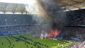 Origi scoort en wint, degradatie Hamburg zorgt voor hallucinante beelden met stadion in vuur en vlam