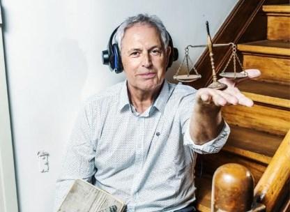"""Radiorechter Jan Nolf is een man met een missie: """"Ik had als vrederechter al het record minnelijke schikkingen"""""""
