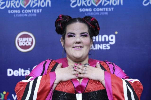 Veel meer dan gewoon muziek: overwinning op Songfestival maakt veel los in Israël