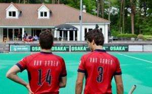 Professioneel hockeyspelers Arthur (23) en Loïc (21) Van Doren: twee broers, één passie