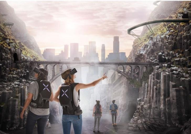Telenet opent 'virtual reality'-park en laat bezoekers meespelen in fictiereeks 'De Dag'
