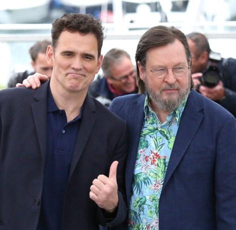 Lars Von Trier zet filmfestival Cannes op stelten: honderd mensen rennen gedegouteerd de zaal uit